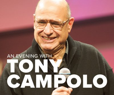 An Evening with Tony Campolo Image