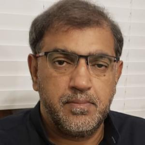 Syed Nasir Zaidi