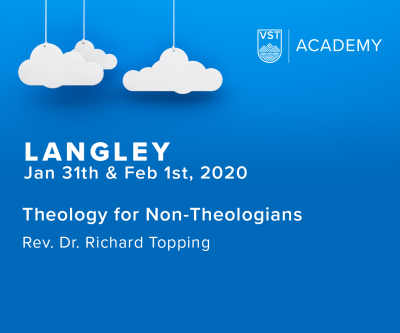 Theology for Non-Theologians Image