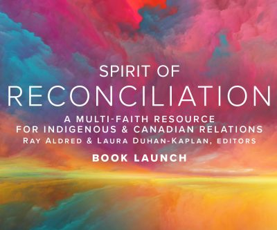 Spirit of Reconciliation: Book Launch Image