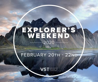 Explorer's Weekend 2020 Image
