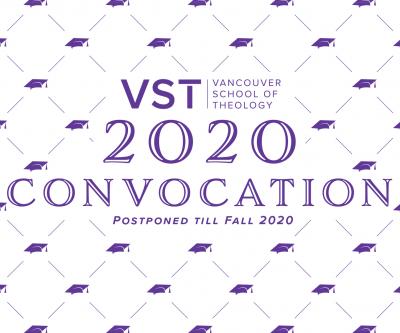 VST Convocation 2020 – Postponed Image