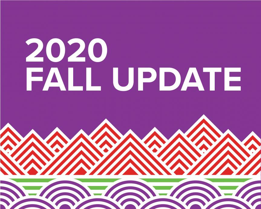 2020 Fall Update
