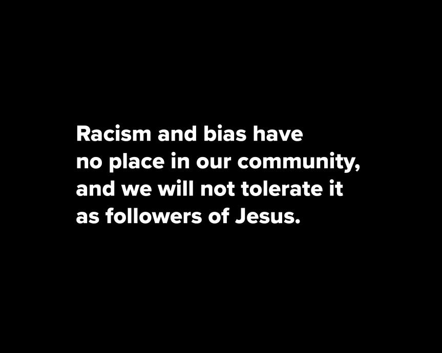 Statement Against Racism