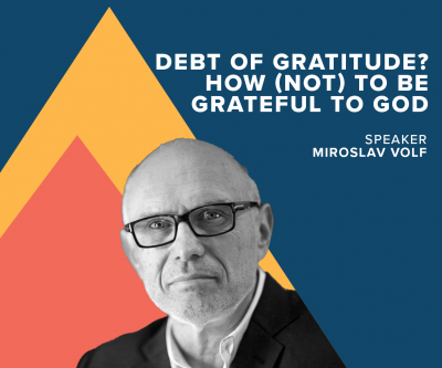 Debt of Gratitude? How (not) to be grateful to God Image