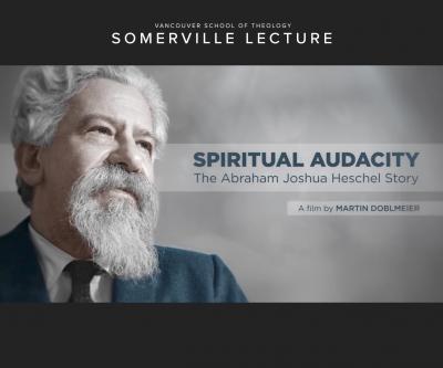 Spiritual Audacity with Filmmaker Martin Doblmeier Image