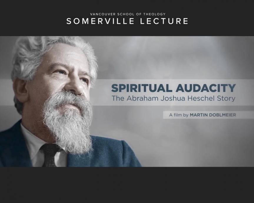 Spiritual Audacity – Web 2